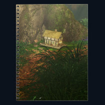 Little House in the Big Woods Notebook