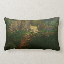 Little House in the Big Woods Pillow