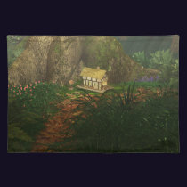 Little House in the Big Woods Placemat