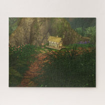 Little House in the Big Woods Puzzle