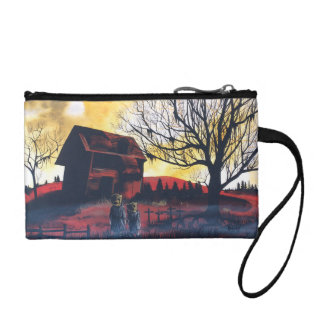 Little House On The Prairie Coin Purse
