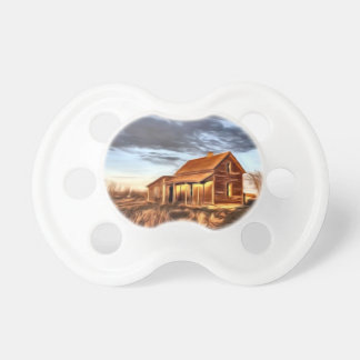 Little House on the Prairies Pacifier