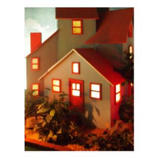 Little House Postcard