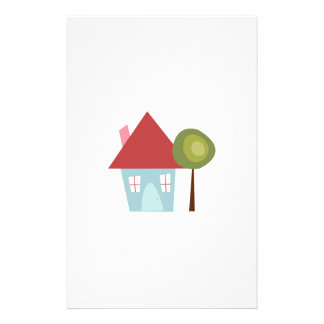 Little House Stationery Paper