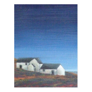 Little Houses at Penwith, Cornwall Postcard