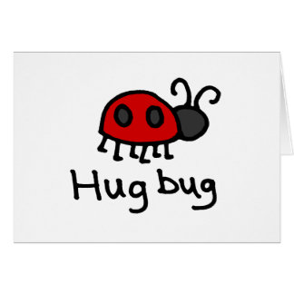 Little Hug Bug Card