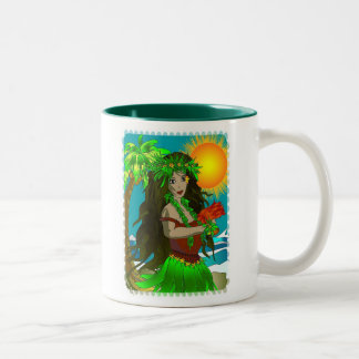 Little Hula, Mugs & Drinkware