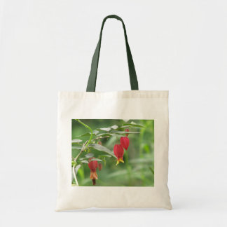 Little Imp Abutilon Tote Bags