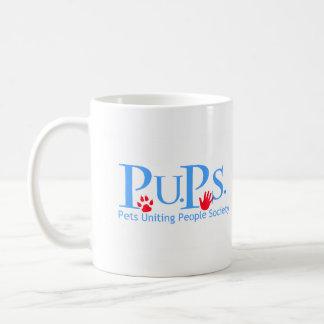 Little Injured Pup - Rescued! Coffee Mug