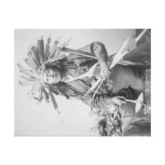 """""""Little"""" - Instigator of Indian Revolt at Canvas Prints"""