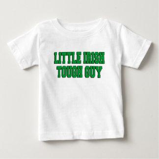 Little Irish Tough Guy Baby T-Shirt