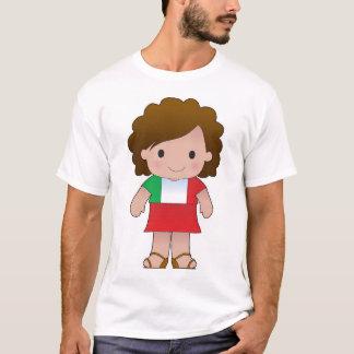 Little Italian Girl T-Shirt