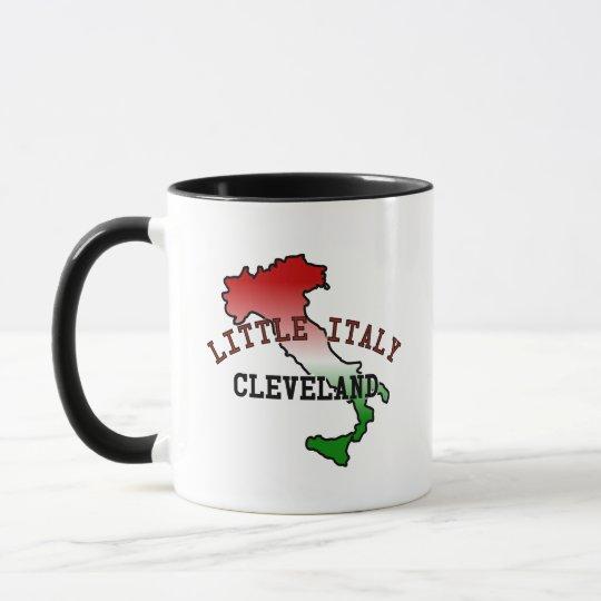 Little Italy Cleveland Mug