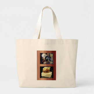 Little Italy Large Tote Bag