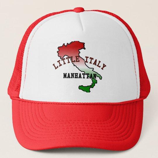 Little Italy Manhattan Trucker Hat
