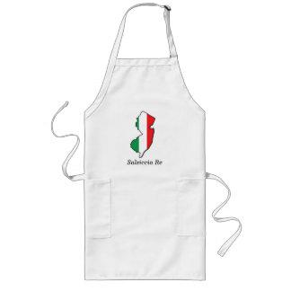 Little Italy Men's BBQ Apron