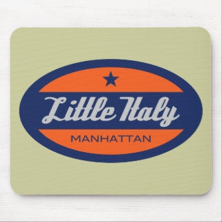 Little Italy Mouse Pad