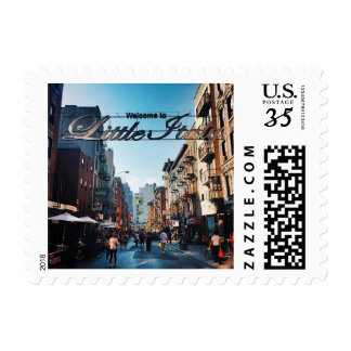 Little Italy, NYC Postage