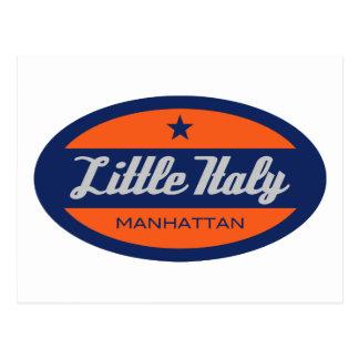 Little Italy Postcard