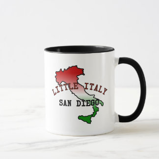 Little Italy San Diego Mug