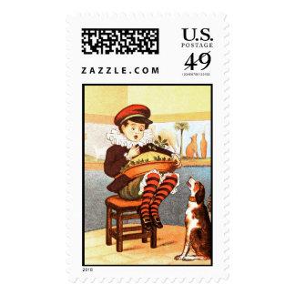 Little Jack Horner Postage