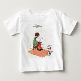 Little Jack Horner  Sat in the corner Baby T-Shirt