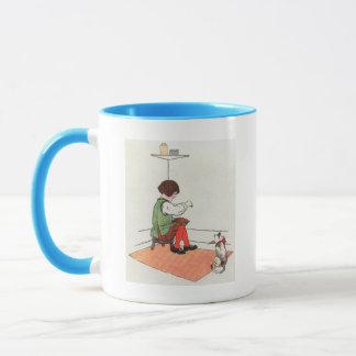 Little Jack Horner  Sat in the corner Mug