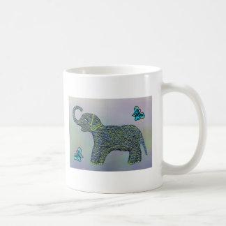 Little Jade Elephant Mugs