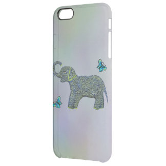 Little Jade Elephant Uncommon Clearly™ Deflector iPhone 6 Plus Case