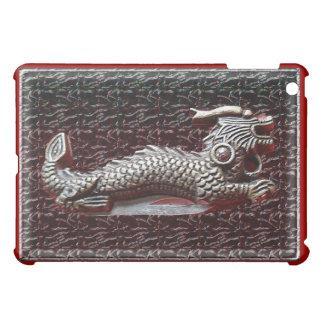 Little japanese dragon pocket-knife case for the iPad mini