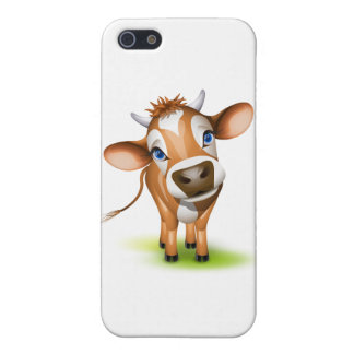 Little jersey cow iPhone SE/5/5s cover