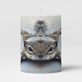 Little Joey Ground Squirrel Candle