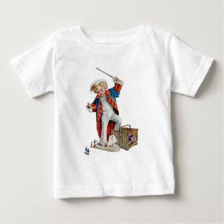Little John Paul Jones Baby T-Shirt