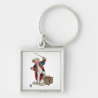 Little John Paul Jones Keychain
