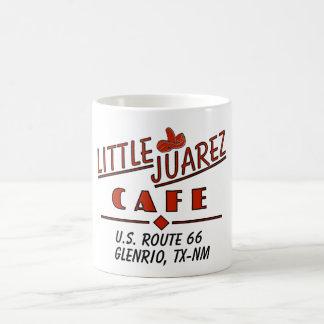 Little Juarez Cafe Sombrero Classic White Coffee Mug