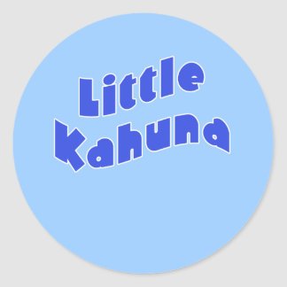 Little Kahuna Products Sticker