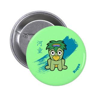 Little Kappa Yokai Pinback Button