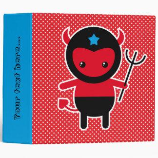 Little kawaii Ninja devil Binder