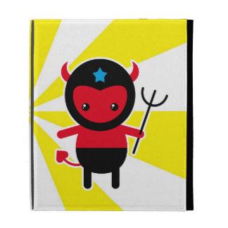 Little kawaii Ninja devil iPad Folio Cases