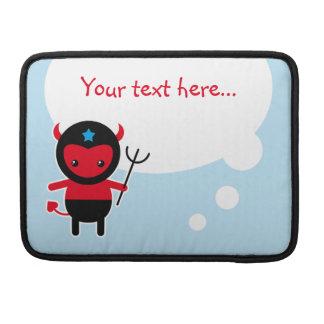 Little kawaii Ninja devil MacBook Pro Sleeve