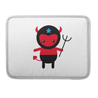 Little kawaii Ninja devil MacBook Pro Sleeves