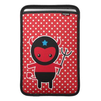 Little kawaii Ninja devil MacBook Sleeve