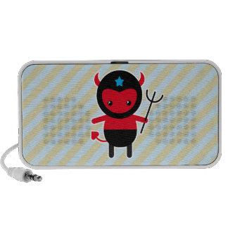 Little kawaii Ninja devil Mini Speaker