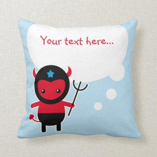 Little kawaii Ninja devil Pillows