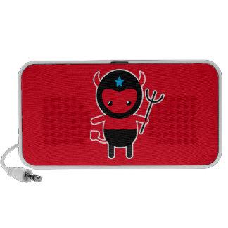Little kawaii Ninja devil Speaker System