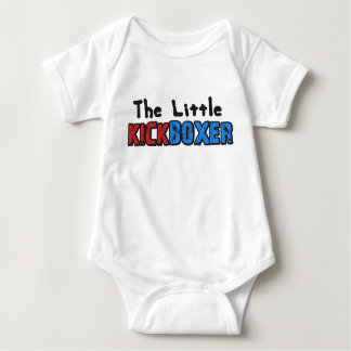 Little kickboxer Baby Shirts