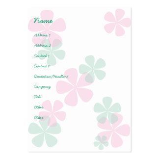 Little Kimono Business Card Template