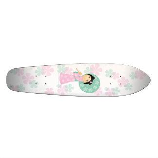 Little Kimono Skateboard Deck