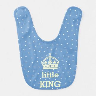 little king baby bibs