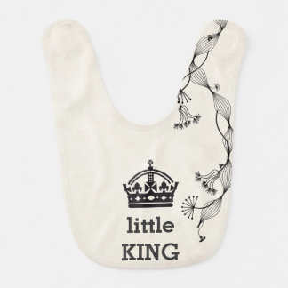 little king bib
